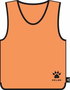 Aires Bib Orange
