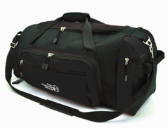 Super Sports Bag Black