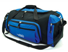 Super Sports Bag Royal/Black