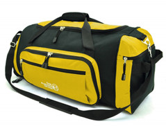 Super Sports Bag Yellow/Black