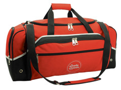 Advent Sports Bag Red/White/Black