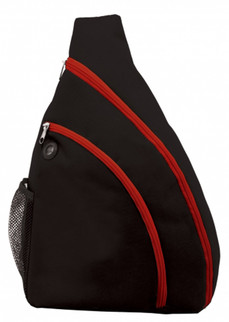 Super Shoulder Bag Black/Red