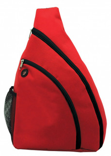 Super Shoulder Bag Red/Black