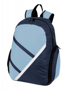 Precinct Back Pack Sky/White/Navy