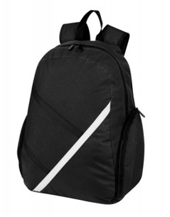 Precinct Back Pack Black/White/Black