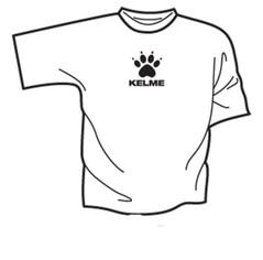 Basic Two T-Shirt White/Black