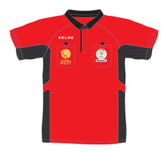 FWR 15 MATCH JERSEY RED