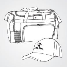 Personalisation Bags/Headwear
