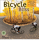 Bicycle Bliss 2015 wall calendar