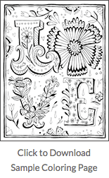 Create Magic: A Coloring Book by Katie Daisy for Adults and Kids at ...