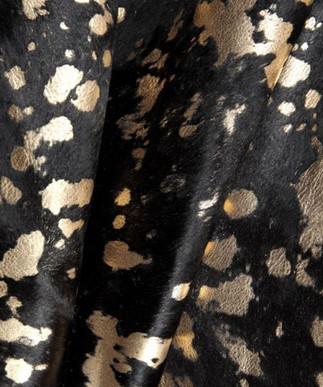 Acid Wash Black/Gold