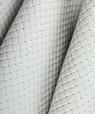 Basket Weave White