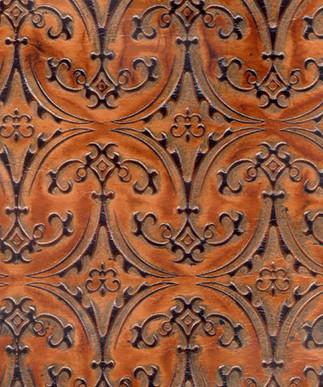 Heraldic Burnt Orange