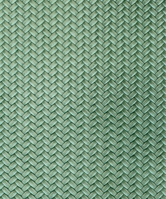 Devore Weave Mint