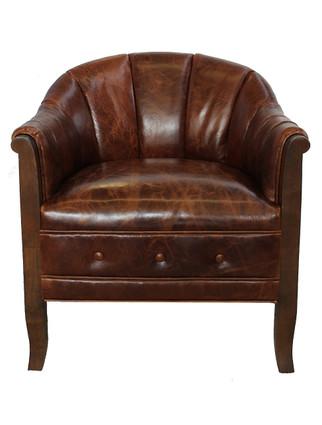 C9021 Saddle Peak Chair