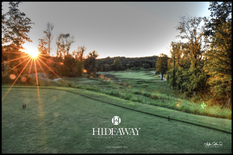 Hideaway at Arrington Hole Number Ten