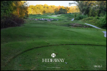 Hideaway at Arrington - Hole Number Thirteen