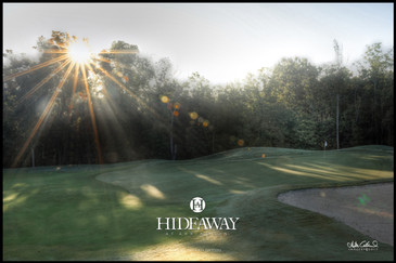 Hideaway at Arrington - Hole Number Sixteen