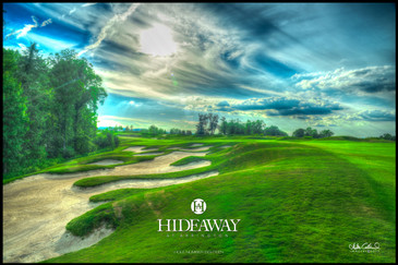 Hideaway at Arrington - Hole Number Eighteen