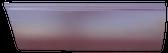 '83-'92 RR LWR DOOR SKIN (SEDAN) PASSENGER'S SIDE