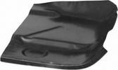 '75-'01 FRONT FLOOR PAN PASSENGER'S SIDE