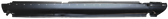 '68-'75 ROCKER PANEL, PASSENGER'S SIDE 35-20-00-2