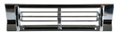 1967-1972 Chevrolet/GMC chrome A/C center vent