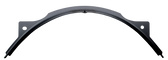 1997-2014 F-150, Styleside pickup rear inner wheelhouse, passenger's side. Replaces F65Z9927886AH