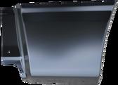 2002-2005 Ford Explorer rear lower quarter panel section, RH