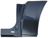 2008-2014 dodge Caravan front lower quarter panel section, driver's side