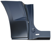 2008-2014 Dodge Caravan front lower quarter panel section, passenger's side