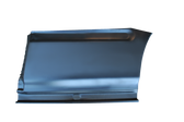 1996-2000 Honda Civic coupe front lower quarter panel section, driver's side