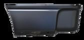 2004-2008 F150, FLEETSIDE, REAR LOWER QUARTER PANEL SECTION, LH