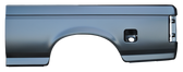 1987-1996 F-150 6' bedside skin, with single fuel opening, driver's side