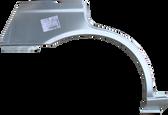 2001-2005 Honda Civic Sedan passengers side rear wheel arch