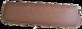 1947-1959 Chevrolet and GMC brown sun visor pad