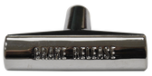 1967-1991 Chevrolet and GMC chrome e-brake release handle