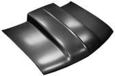 "'94-'05 4"" COWL INDUCTION STYLE HOOD"