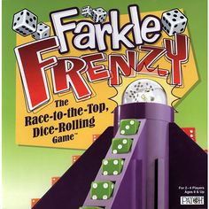 Adds an exciting new dimension to the classic farkle dice game.  Now everyone rolls at the same time to race and score the most points.