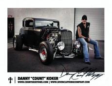 Danny Autographed Photo