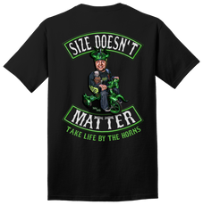 Kid's Size Doesn't Matter Tee