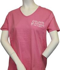 Women's Kross Tee - Pink