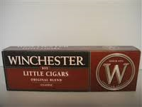 Winchester filtered little cigars