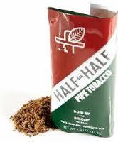 Half & Half Pipe Tobacco 12 count - 1.5oz pouches