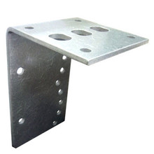 L-mount can be purchased by itself (without U-bolt and screws & pegs) or with the Ubolts, screws and pegs.