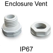 Waterproof Vent Plug for Enclosure
