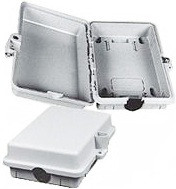 Outdoor Enclosure for WiFi Router: Waterproof housing