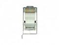 Ubiquiti Tough Cable Connectors 100-pc bag CAT6/CAT5E STP Outdoor Industrial-Grade