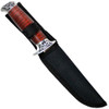 """10"""" Full Tang Wood Fixed Blade Knife Hunting Skinning Survival Army Bowie Blade"""