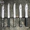 5PC Bayonet US Military Tactical Combat Hunting Knife CSGO SET